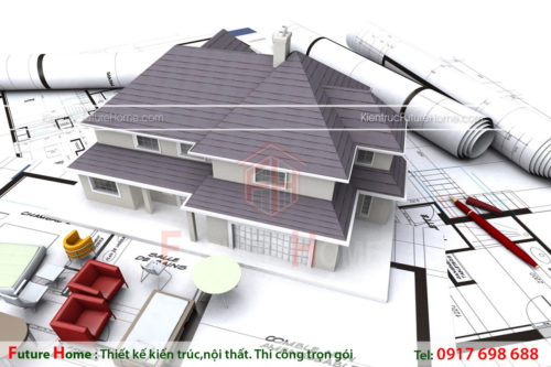 quy trình thiết kế, xây dựng nhà chuyên nghiệp